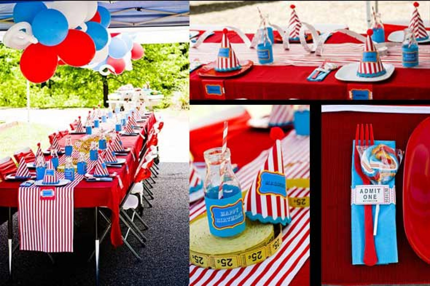 Carnival Kids Party  kids party ideas carnival
