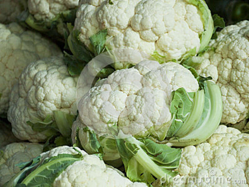 Cauliflower Dietary Fiber  Cauliflower stock photo Image of food fiber background