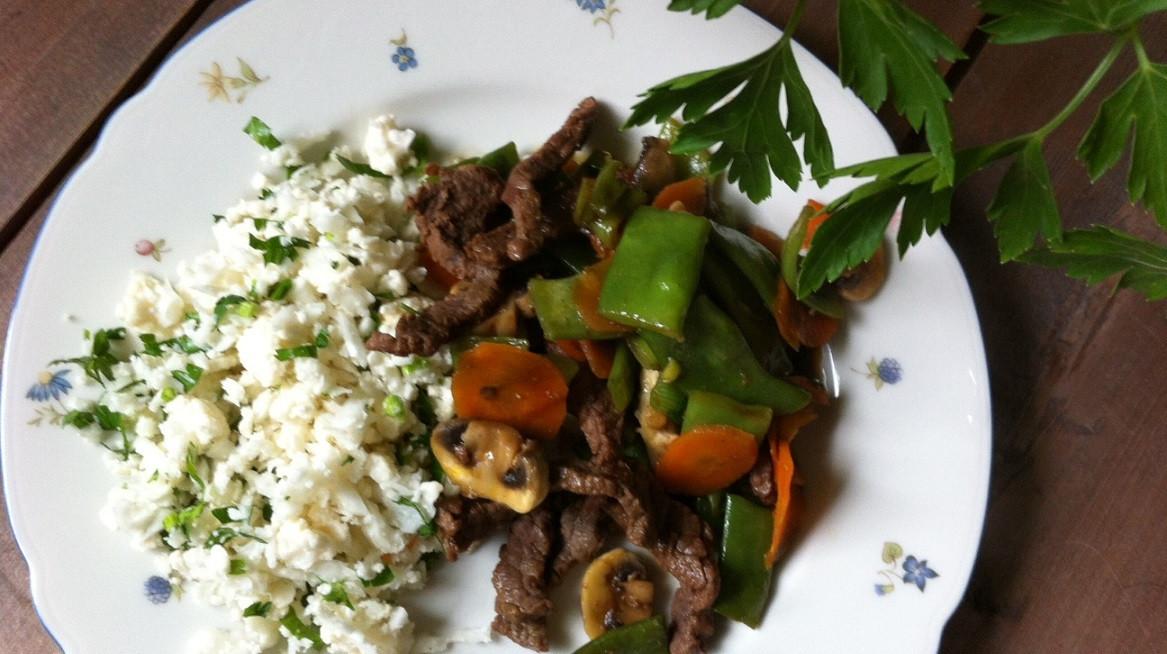 Cauliflower Dietary Fiber  Cauliflower 'Rice'
