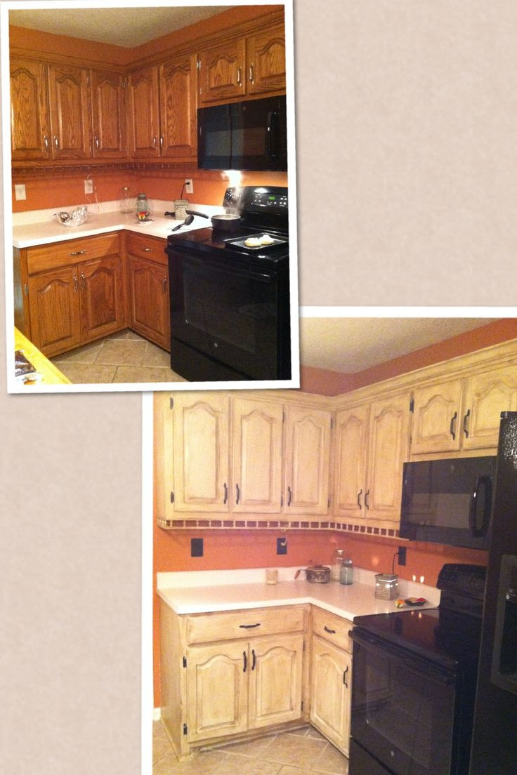 Chalk Paint Kitchen Cabinets Before And After  1000 images about Chalk Paint Before and After on