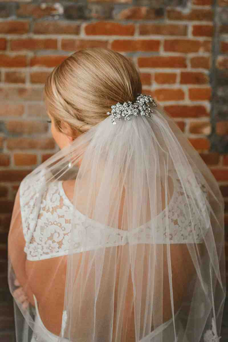 Cheap Wedding Veils With Comb  Cheap Wedding Veils With b Wedding and Bridal Inspiration