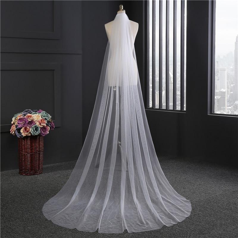 Cheap Wedding Veils With Comb  Cheap Wedding Wedding veil with b Lady Hot Sale