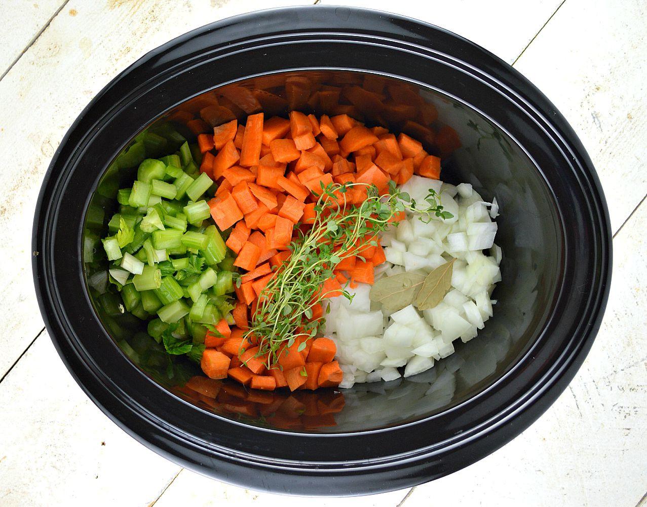 Chicken Noodle Soup In Crock Pot  Crock Pot Chicken Noodle Soup Gonna Want Seconds