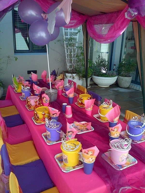 Child Birthday Party Supplies  Easy Ideas for kid s Birthday party themes at home DIY