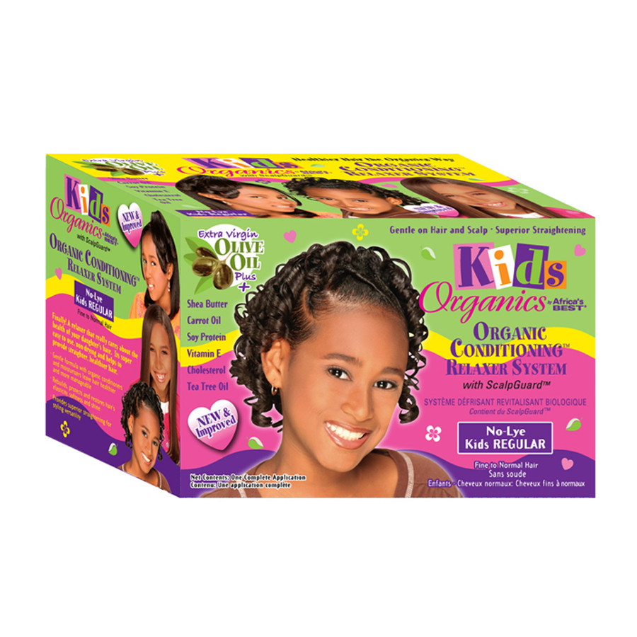 Child Hair Relaxer  Africa s best kids organics Organic Conditioning Relaxer