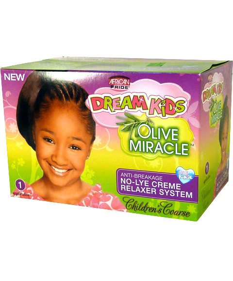 Child Hair Relaxer  Relaxers For Kids No Lye Relaxer