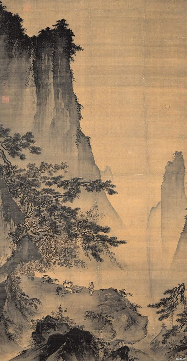 Chinese Landscape Paintings  40 Deep Yet Majestic Chinese Landscape Painting Ideas