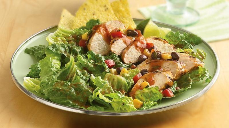 Chipotle Chicken Salad  Chipotle Grilled Chicken Salad