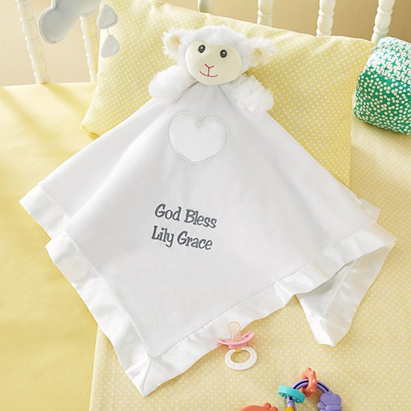 Christian Baby Gifts Personalized  Personalized Religious Gifts