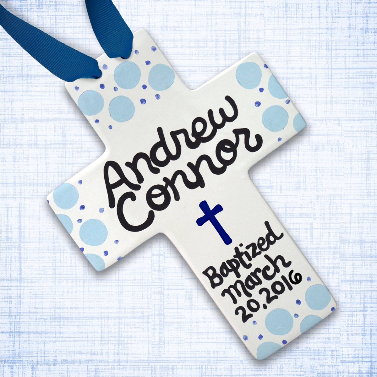 Christian Baby Gifts Personalized  Personalized Baby Crosses – The Christian Gifts Place Blog