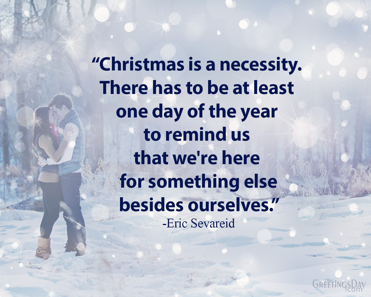 Christmas Day Quotes  Christmas Quotes & Sayings Quote about Christmas