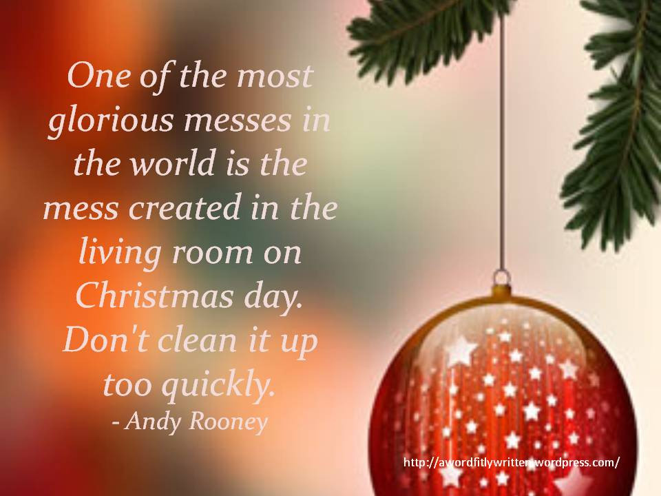 Christmas Day Quotes  Christmas quotes A Word Fitly Written