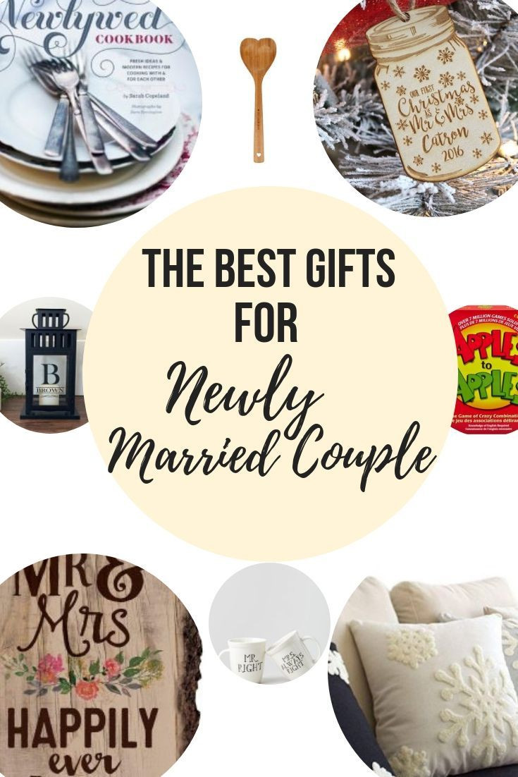Christmas Gift Ideas For Newly Engaged Couple  12 Gifts For Newly Married Couple
