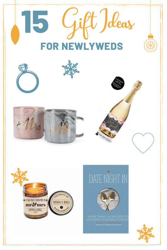 Christmas Gift Ideas For Newly Engaged Couple  15 Christmas Gift Ideas For Newlyweds Society19