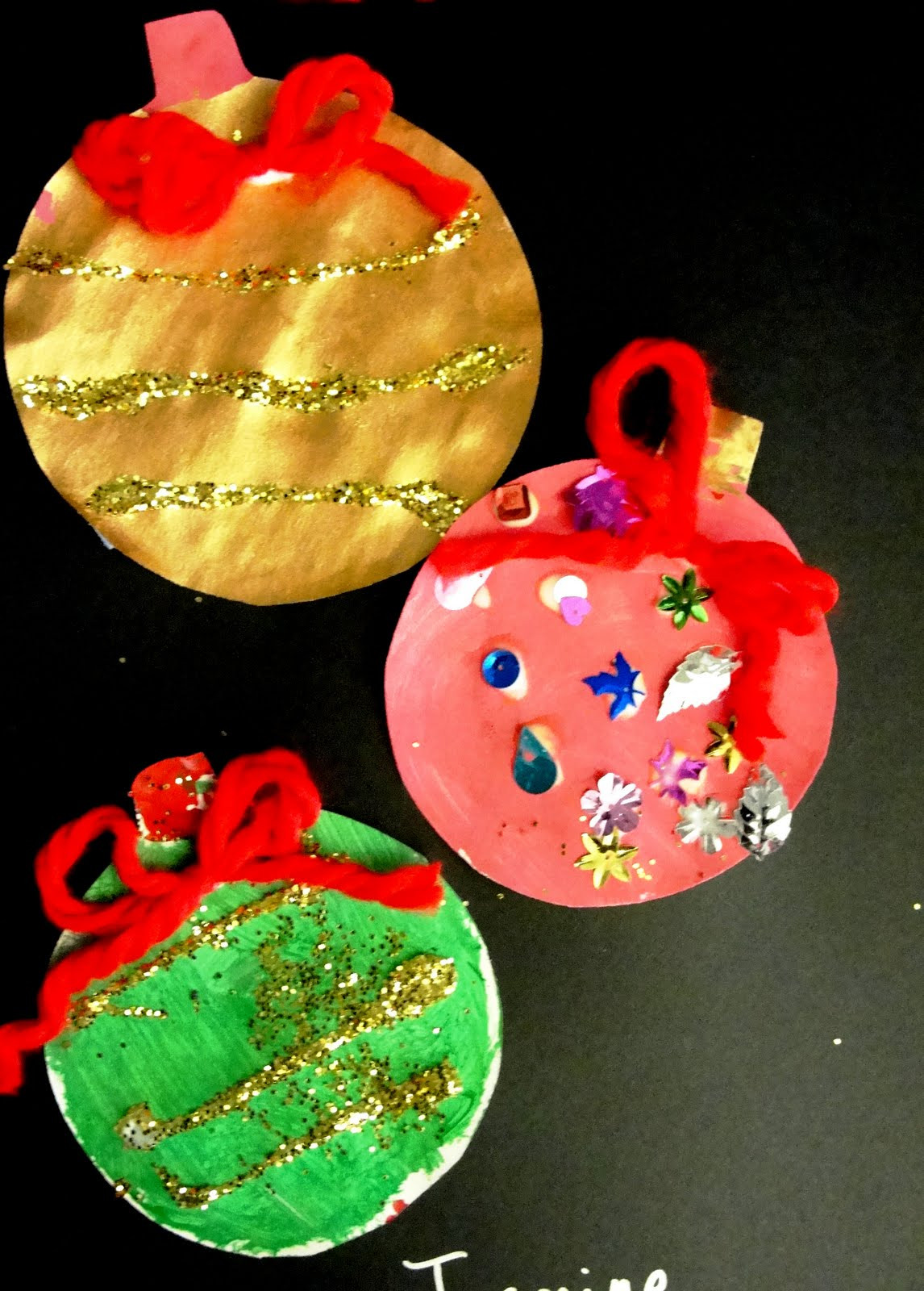 Christmas Painting Ideas For Kids  Dreamsakes s Blog