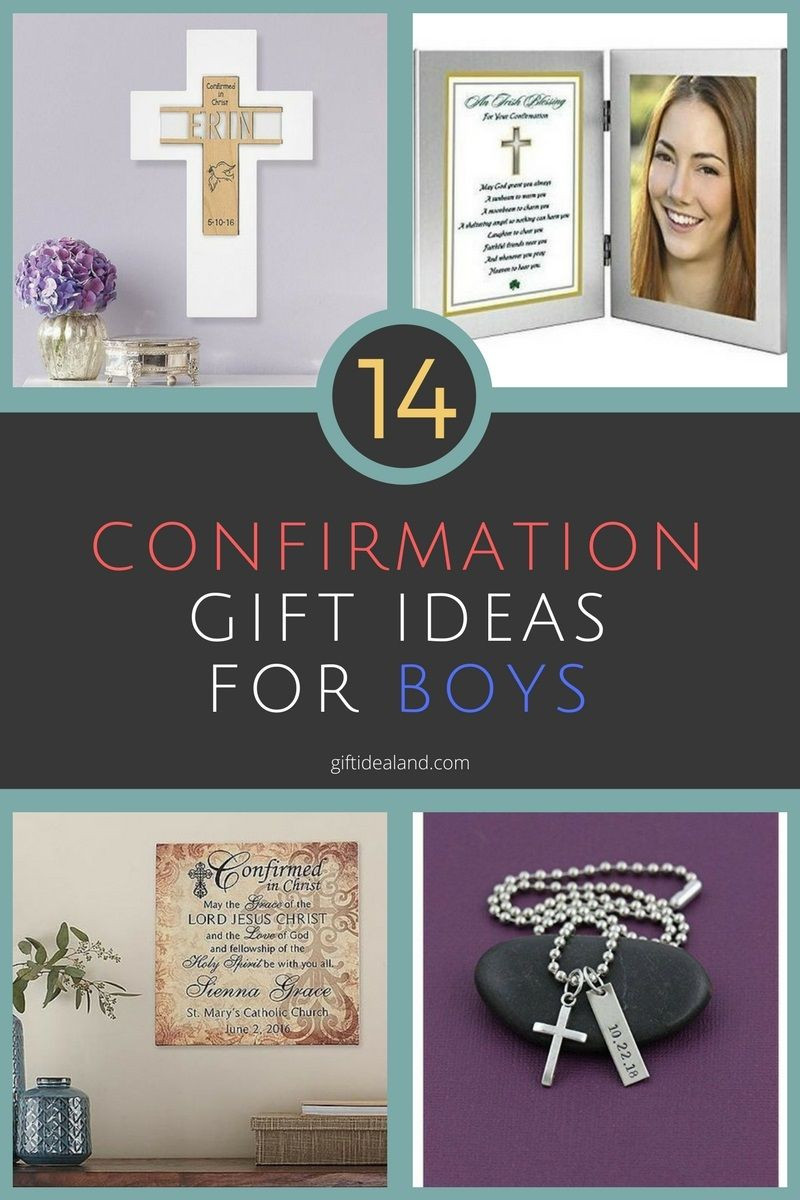 Confirmation Gift Ideas Boys  27 Good Confirmation Gift Ideas For Boys