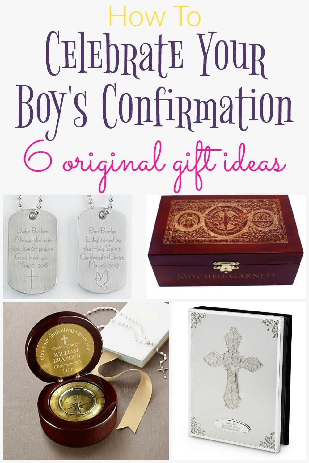 Confirmation Gift Ideas Boys  10 Awesome Confirmation Gift Ideas For Boys 2019