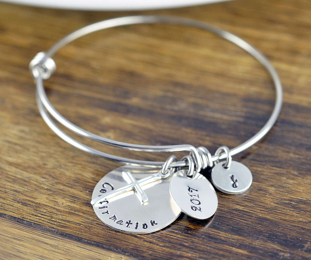 Confirmation Gift Ideas For Girls  Confirmation Bracelet Confirmation Jewelry Confirmation