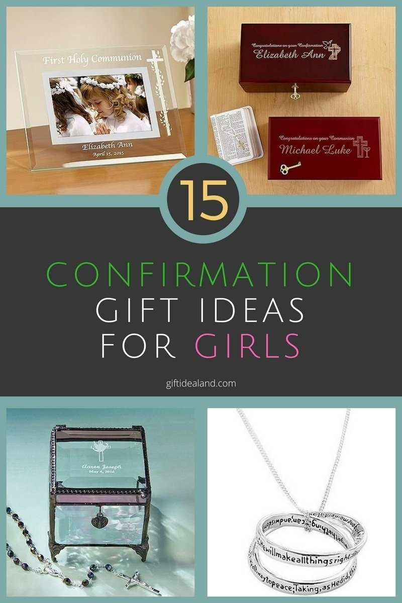 Confirmation Gift Ideas For Girls  10 Awesome Confirmation Gift Ideas For Boys 2019