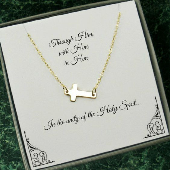 Confirmation Gift Ideas For Girls  First munion Gifts for Girls Confirmation Gift Girl