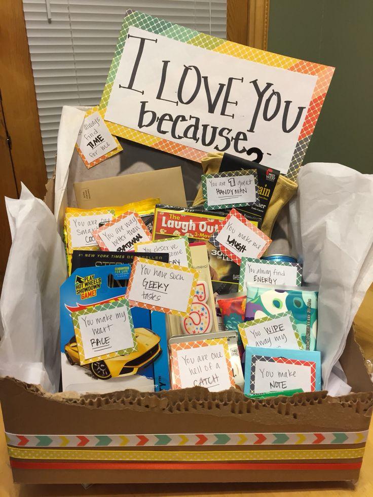 Cool Gift Ideas For Boyfriend  Gifts for Boyfriend birthday unique