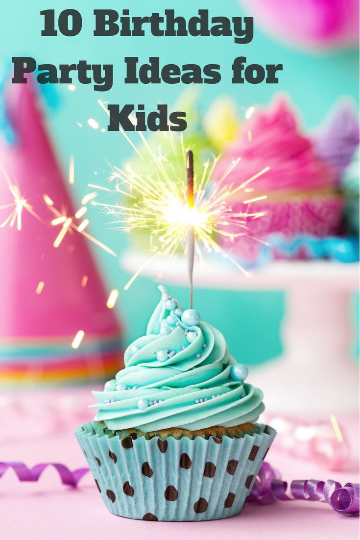 Cool Kids Party Ideas  10 Unique Birthday Party Ideas for Kids in New Jersey