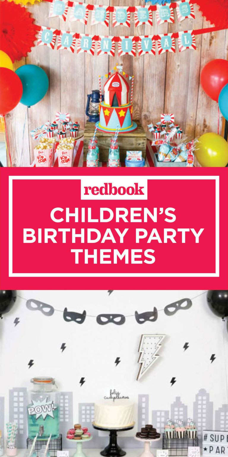 Cool Kids Party Ideas  12 Best Kids Birthday Party Ideas Unique Children s