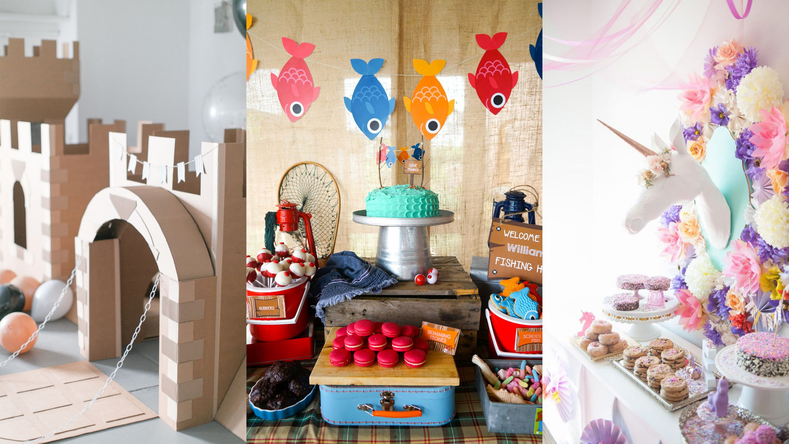 Cool Kids Party Ideas  10 Unique Birthday Party Themes for Kids Best Childrens