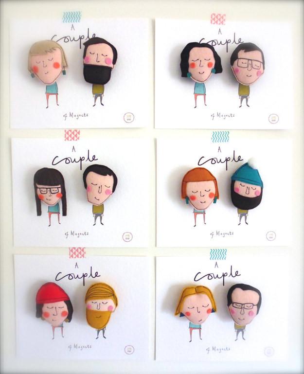 Couples Xmas Gift Ideas  Con Affetto s Incredibly Funky Christmas Gift Ideas con