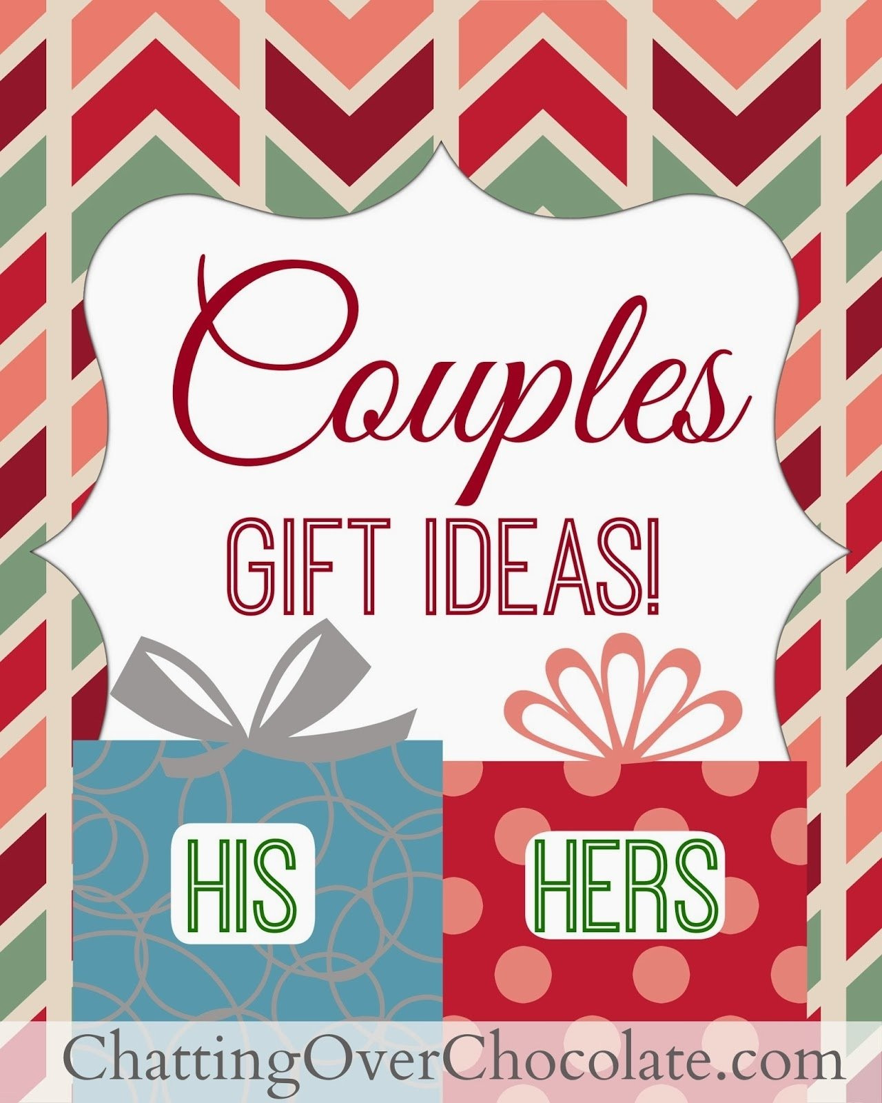 Couples Xmas Gift Ideas  10 Wonderful Christmas Gift Ideas For Couples 2019