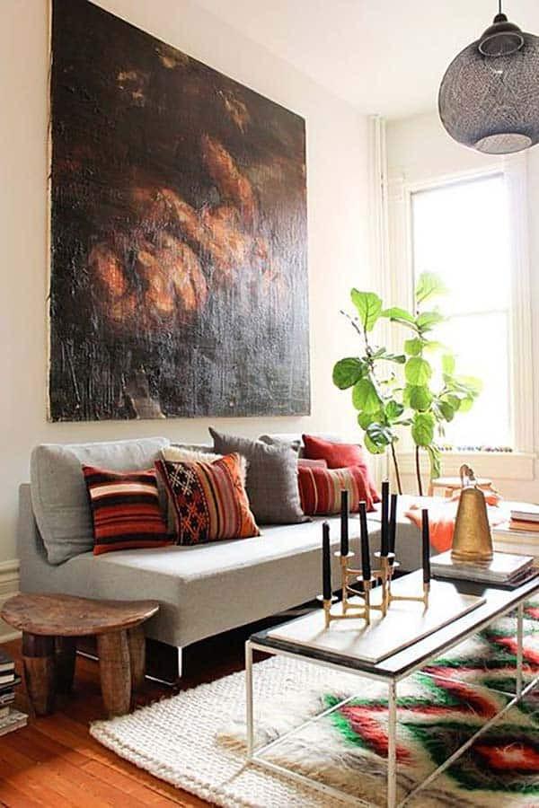 Cozy Living Room Ideas  38 Small yet super cozy living room designs