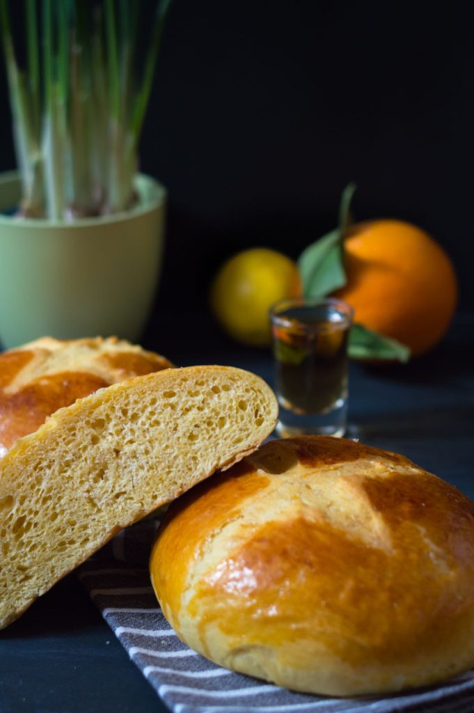 Croatian Easter Bread  Pinca soft and sweet Croatian Easter bread Food and Mood