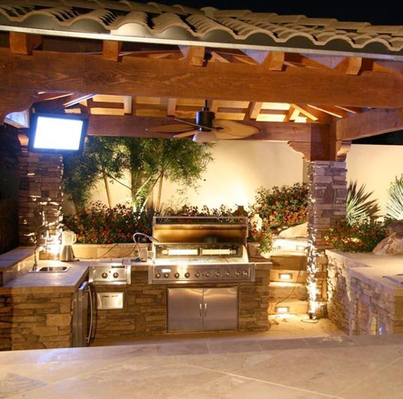 Custom Outdoor Kitchen  Custom Outdoor Kitchens Palm Beach
