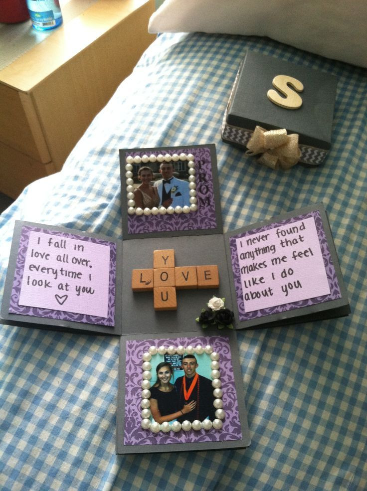 Cute Sentimental Gift Ideas For Boyfriend  21 DIY Romantic Gifts For Girlfriend You Can t Miss Feed