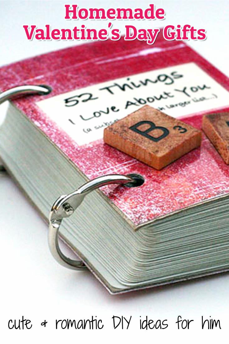 Cute Sentimental Gift Ideas For Boyfriend  26 Handmade Gift Ideas For Him DIY Gifts He Will Love