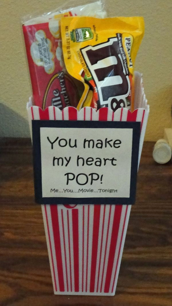 Cute Valentine Gift Ideas For Him  20 Cute Valentine s Day Ideas Hative