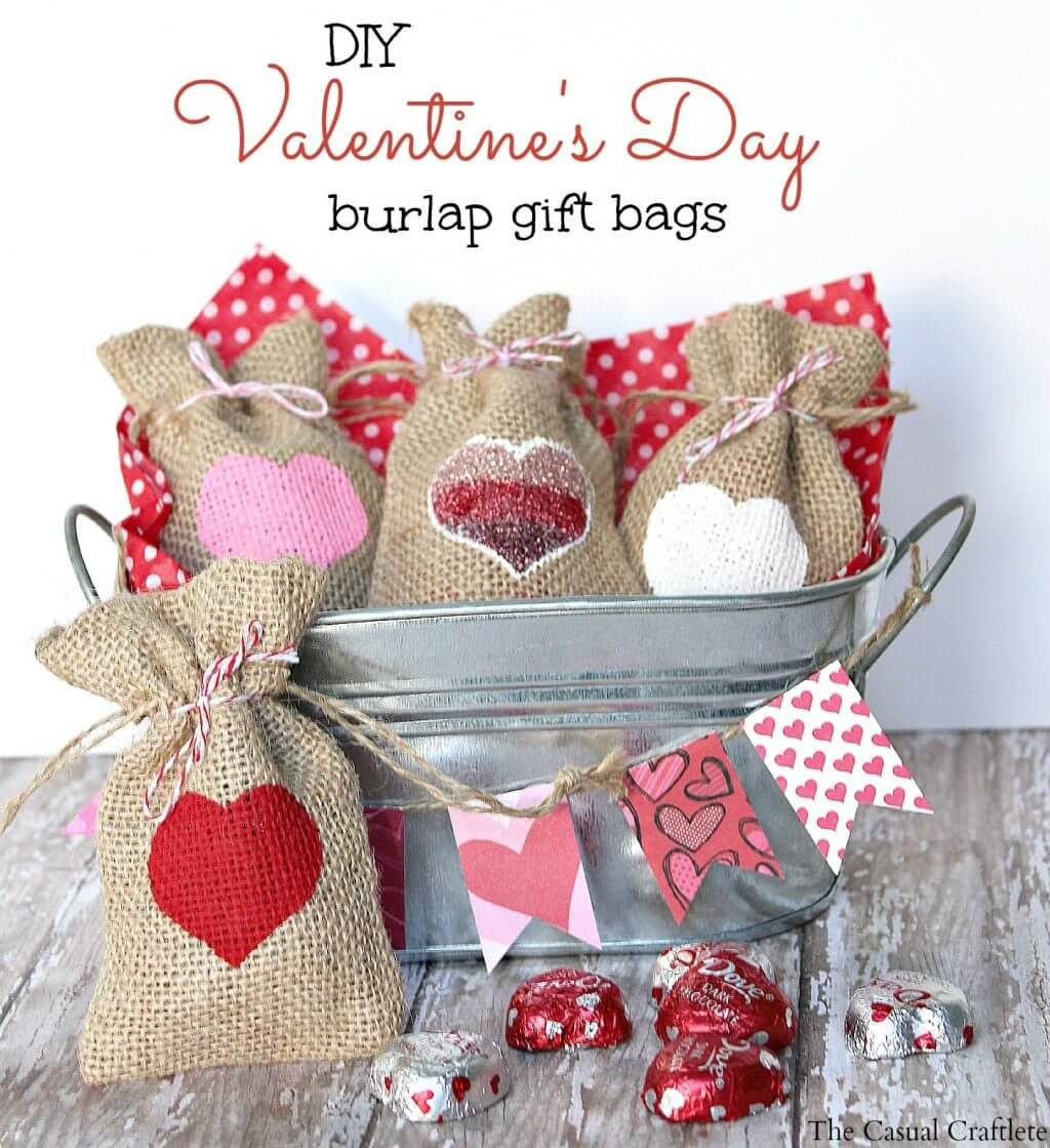Cute Valentine Gift Ideas For Him  45 Homemade Valentines Day Gift Ideas For Him