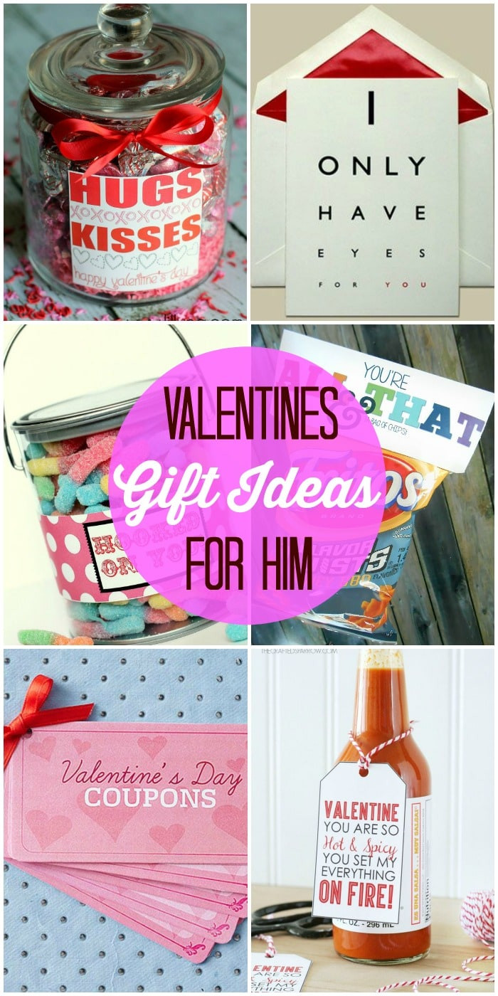 Cute Valentine Gift Ideas For Him  Valentine s Gift Ideas for Him