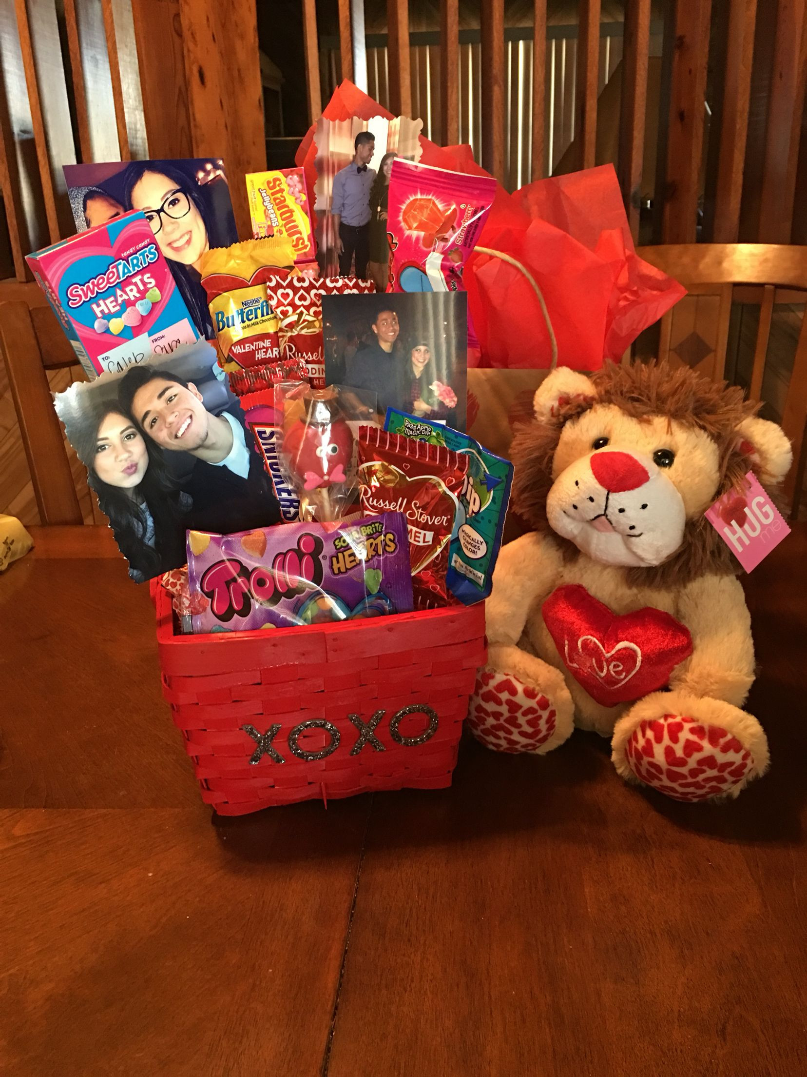 Cute Valentine Gift Ideas For Him  Valentine s Day t for him ️ ️ ️ Holidays