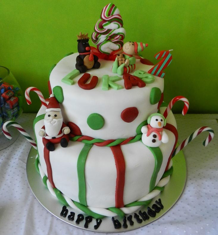 December Birthday Party Ideas  Christmas Themed Birthday Party