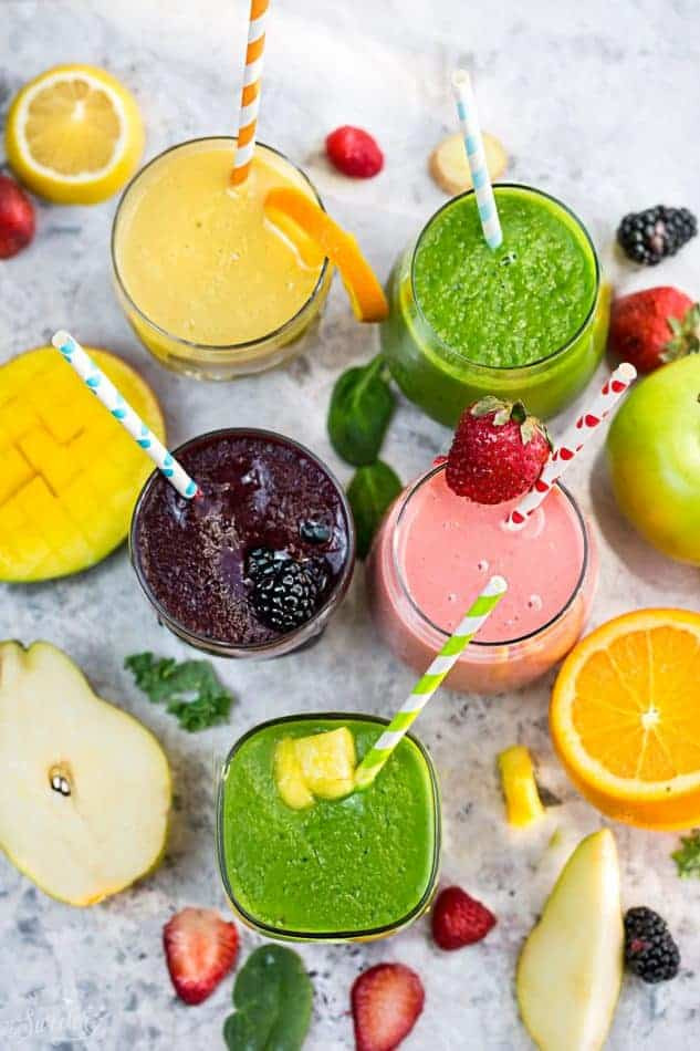 Delicious Smoothie Recipes  5 Healthy & Delicious Detox Smoothie Recipes to Try