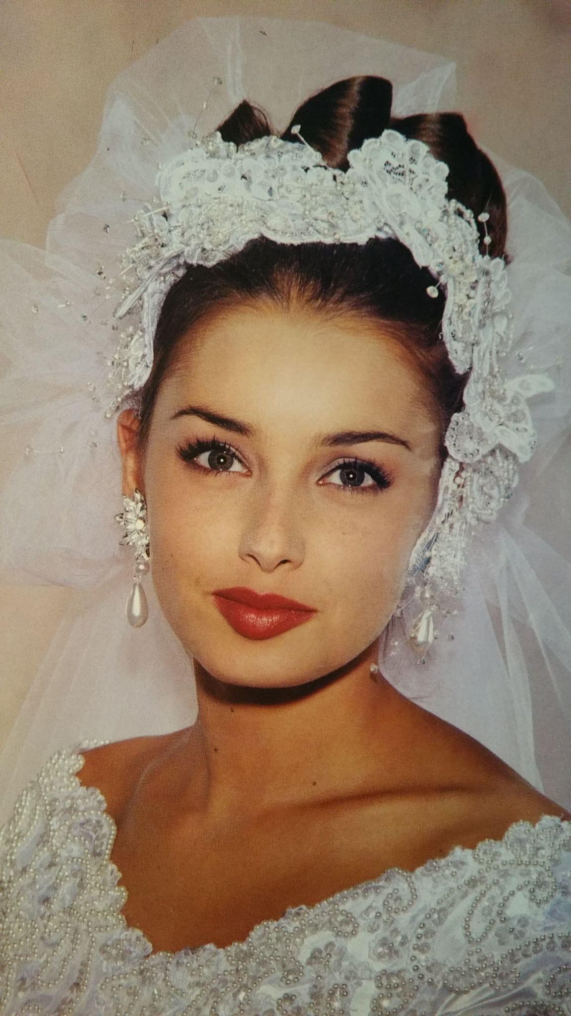 Demetrios Wedding Veils  Demetrios 1992 With images
