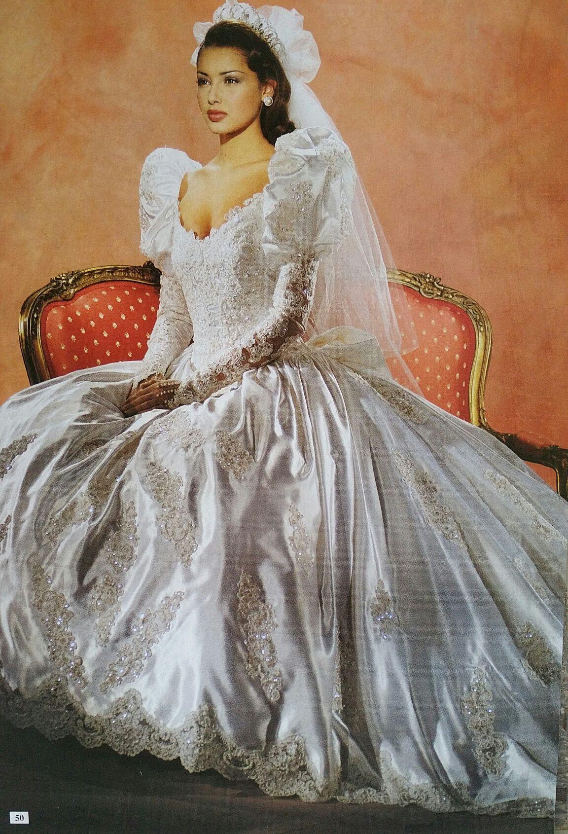 Demetrios Wedding Veils  Demetrios 1994