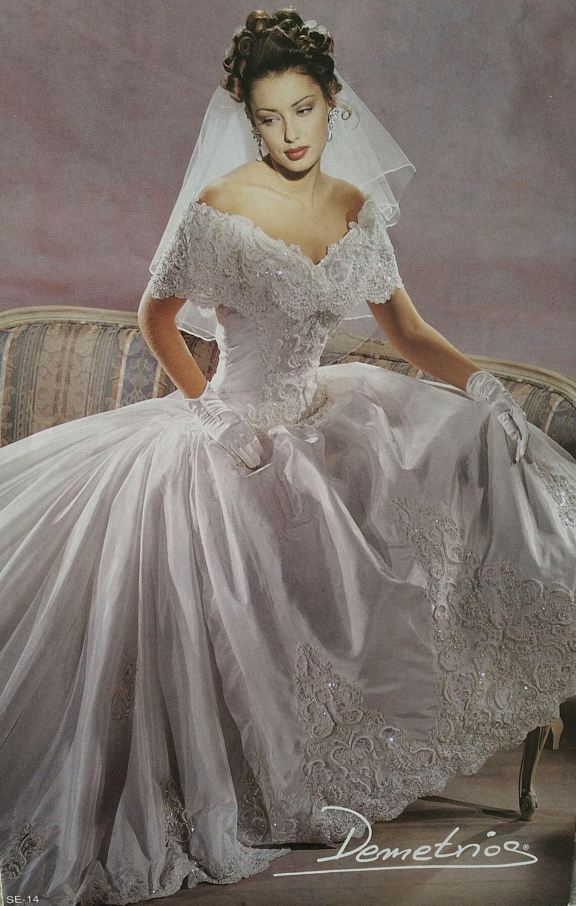 Demetrios Wedding Veils  Demetrios 1993 in 2019