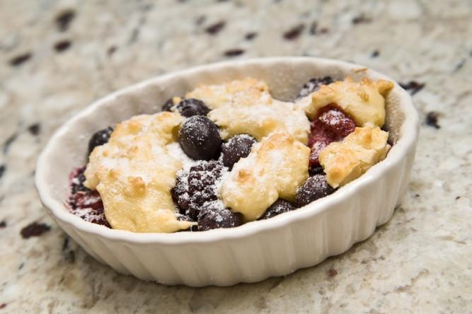 Desserts For Type 2 Diabetes  Diabetic Dessert Recipe Berry Cobbler Recipes for Diabetics
