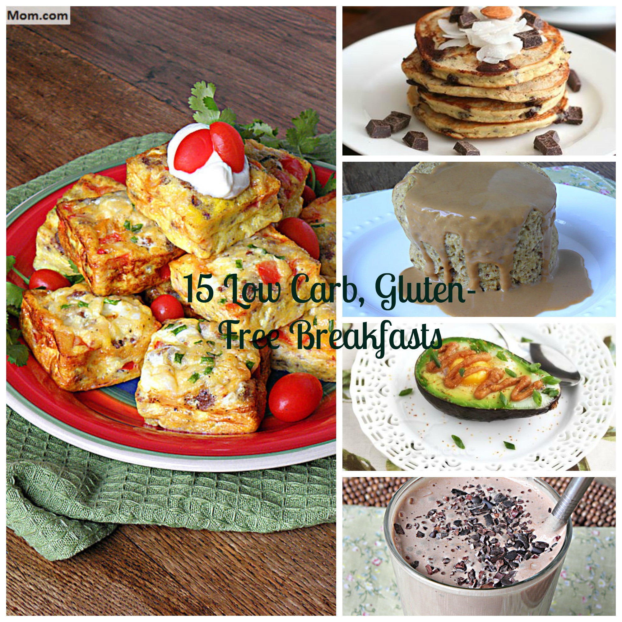 Diabetic Brunch Recipes  15 Gluten Free Low Carb & Diabetic Friendly Breakfast Recipes