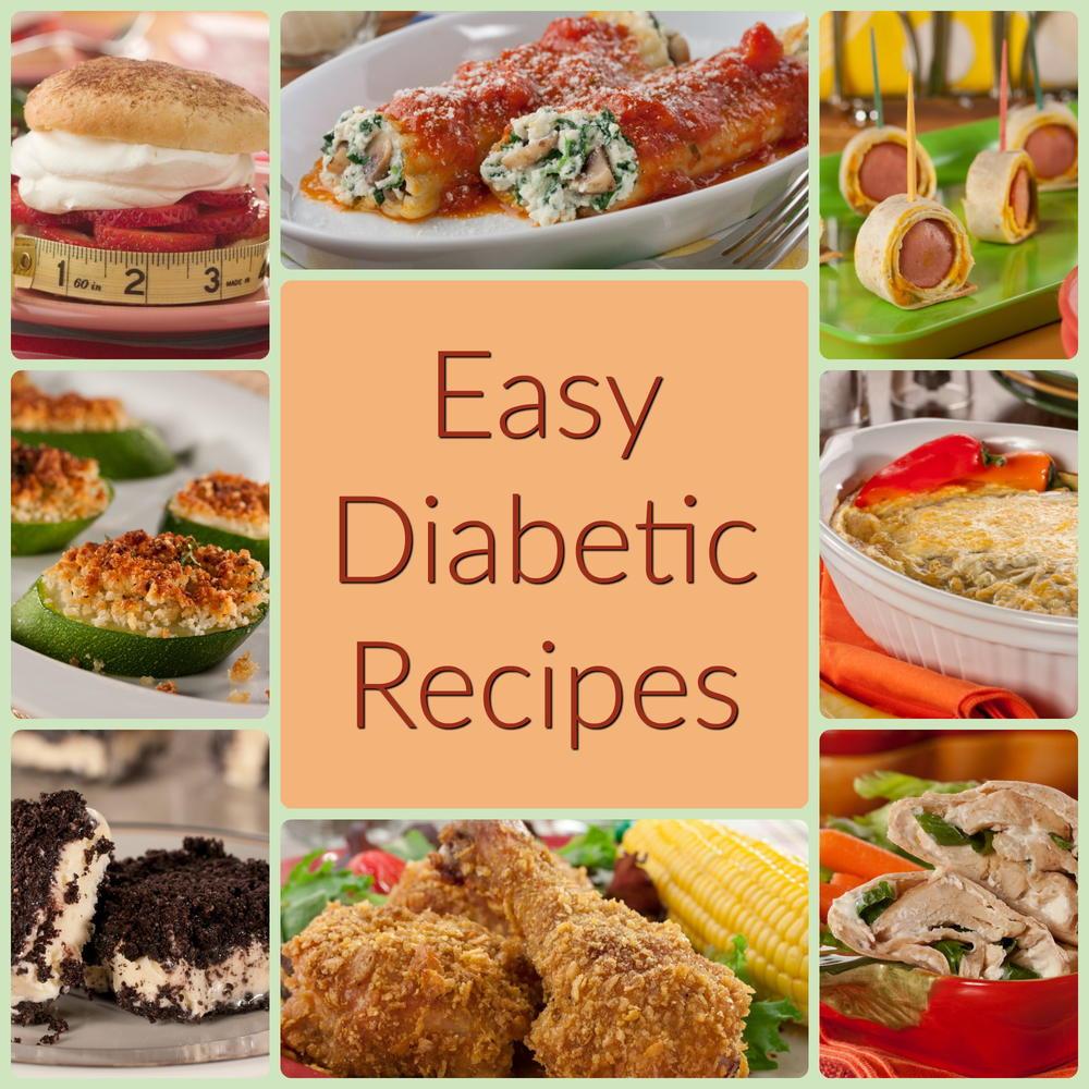 Diabetic Brunch Recipes  Top 10 Easy Diabetic Recipes