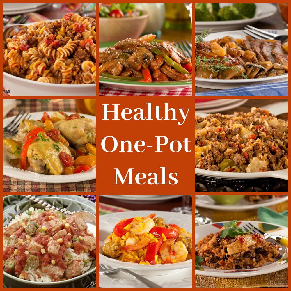 Diabetic Brunch Recipes  Healthy e Pot Meals 6 Easy Diabetic Dinner Recipes