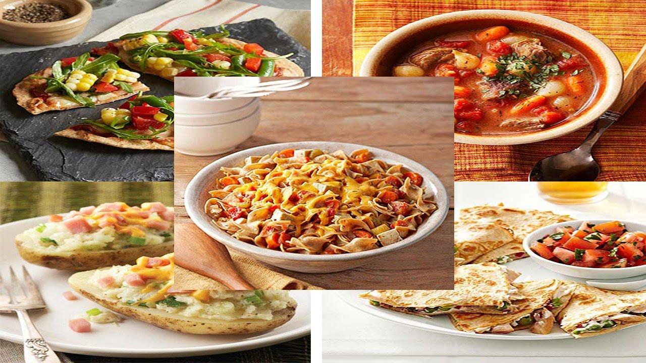 Diabetic Brunch Recipes  Top 5 Diabetic Dinner Recipes Easy