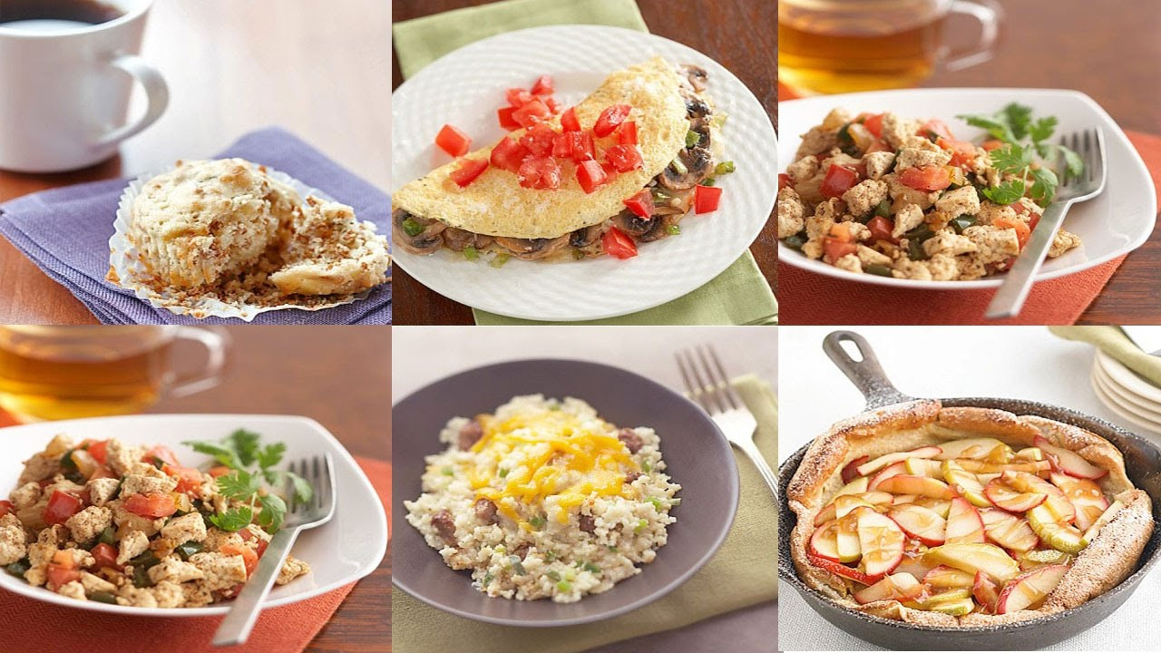 Diabetic Brunch Recipes  Low Calorie Diabetic Breakfast Recipes Diabetes Zone